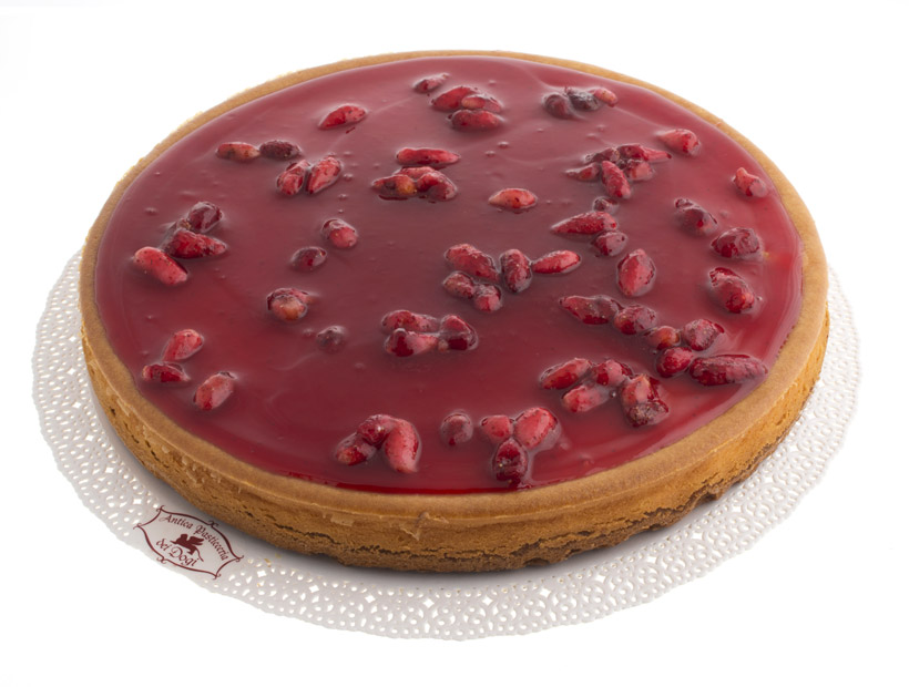 Cheese cake fragoline